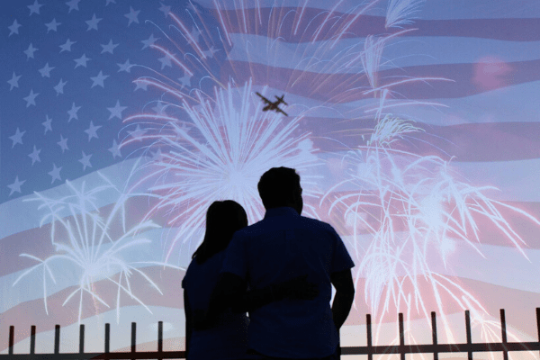 CBS uses poll data from 2019 to try to prove American Pride is low in 2020