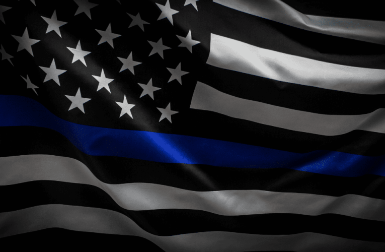 Two officers shot and the left responds by mocking Blue Lives Matter