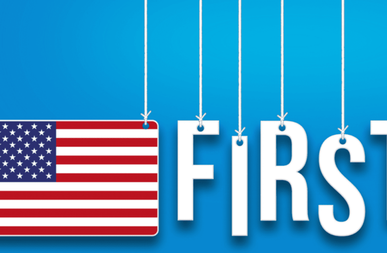 America First should be the only option