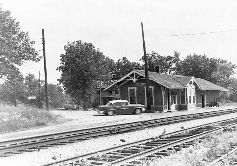 Frisco Depots Crawford County Missouri