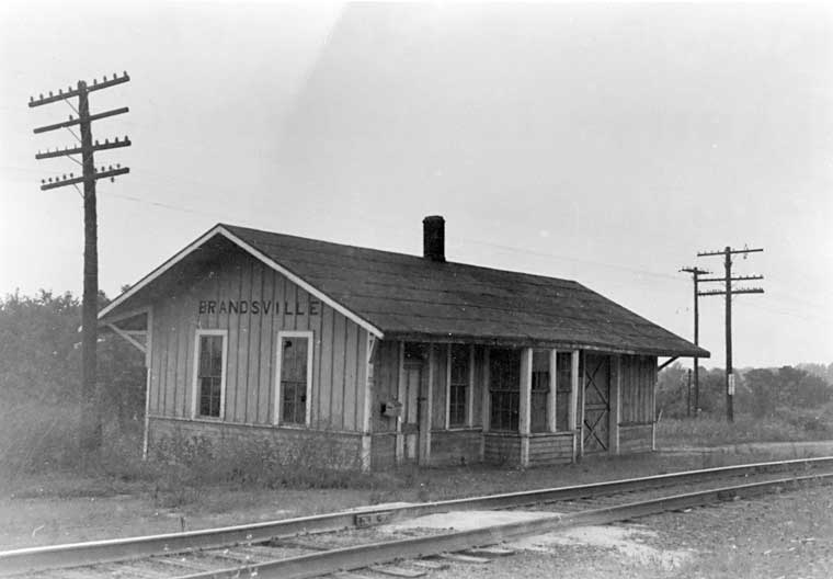 Frisco Depots Howell County Missouri