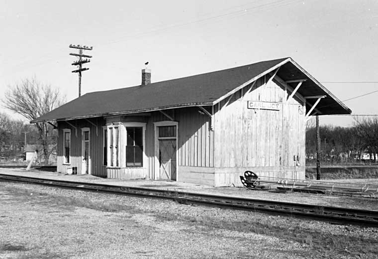 Frisco Depots Jasper County Missouri