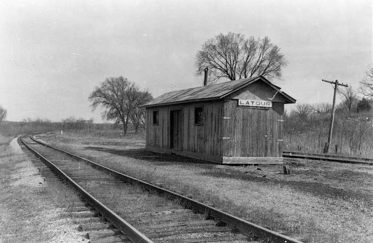 Frisco Depots Johnson County Missouri