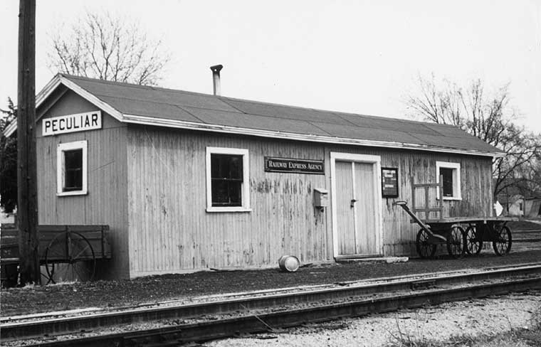 Frisco Depots Cass County Missouri