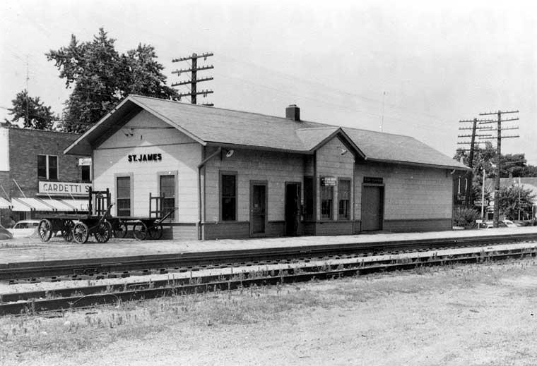 Frisco Depots Phelps County Missouri