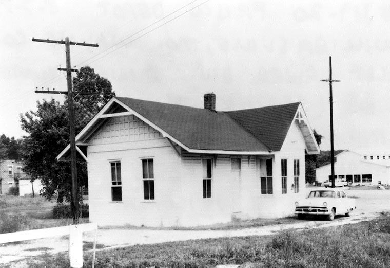 Frisco Depots Wayne County Missouri
