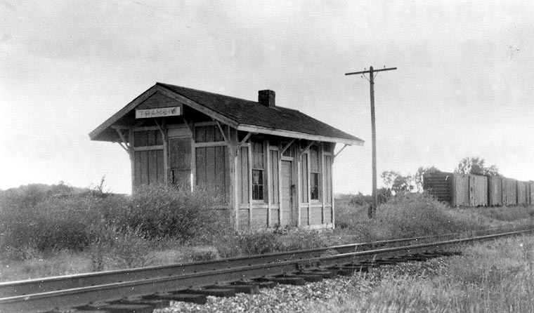 Frisco Depots Polk County Missouri