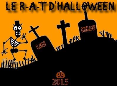 Logo du R-A-T d'Halloween