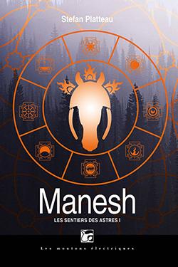 """Couverture du livre """"Manesh"""""""