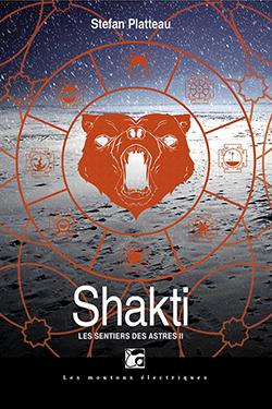couverture du livre Shakti de Stefan Platteau