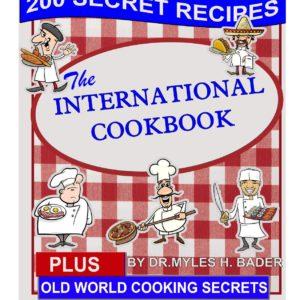 the international cookbook
