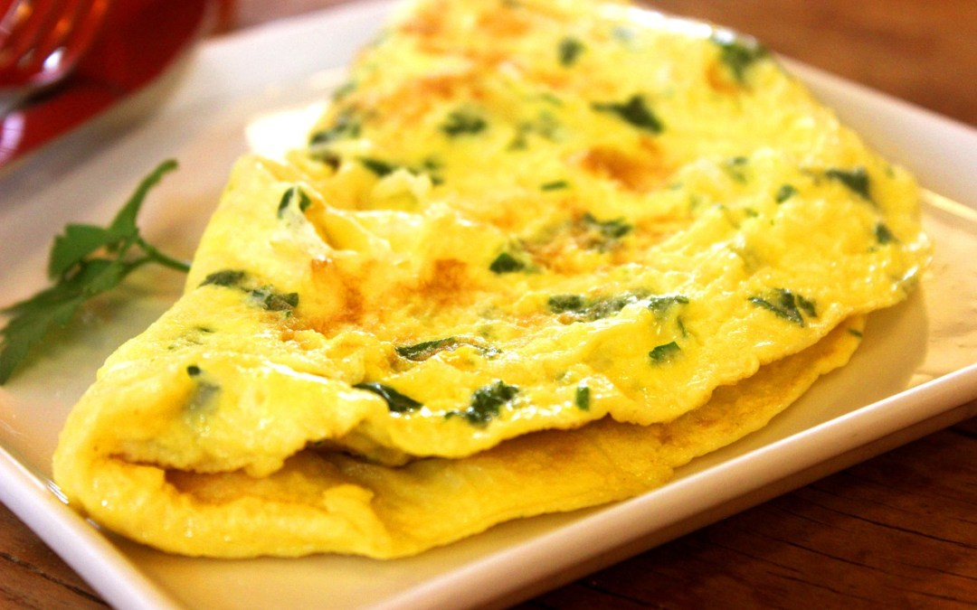 How to Make the Greatest Omelette in the World – Quick Tip
