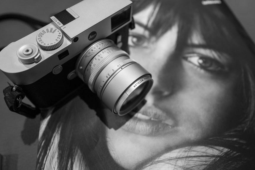 Silver Leica M