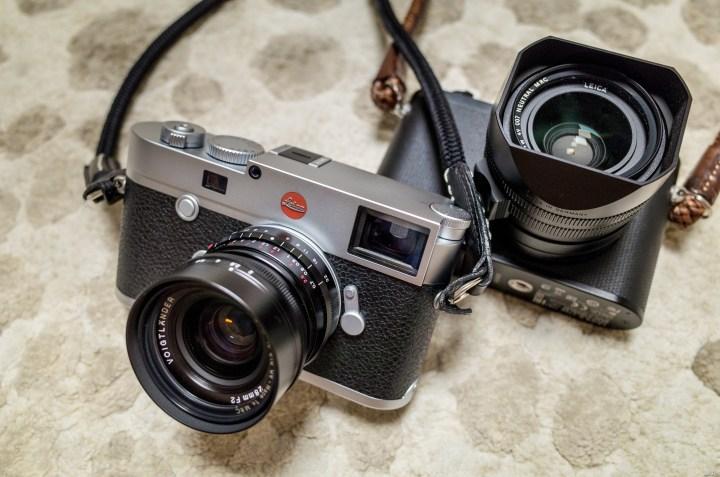 LeicaQ, LeicaM