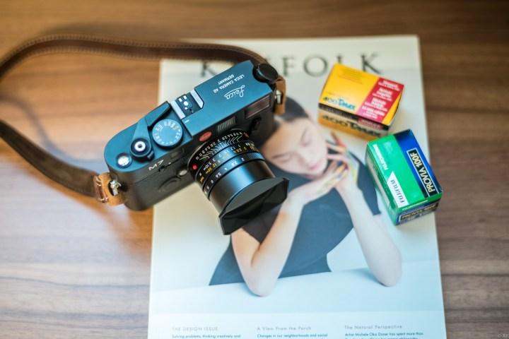 Leica M7 with Summicron-M 1:2/35 ASPH