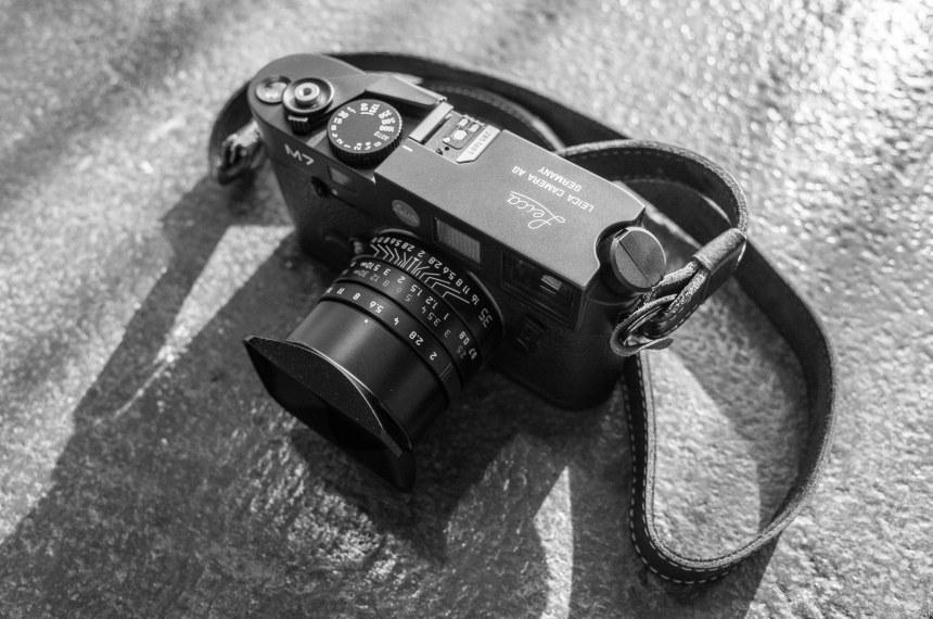 Leica M7 taken by Ricoh GR II