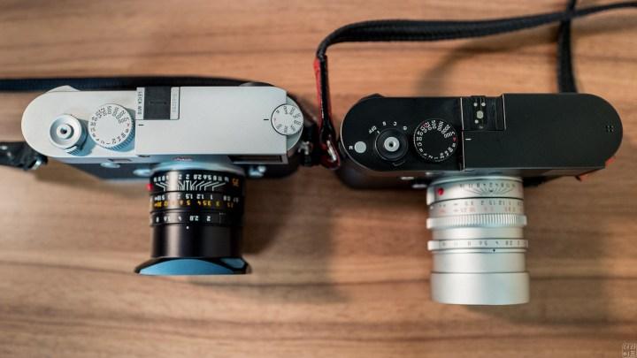 Leica M10 vs Leica M Monochrome (typ246)