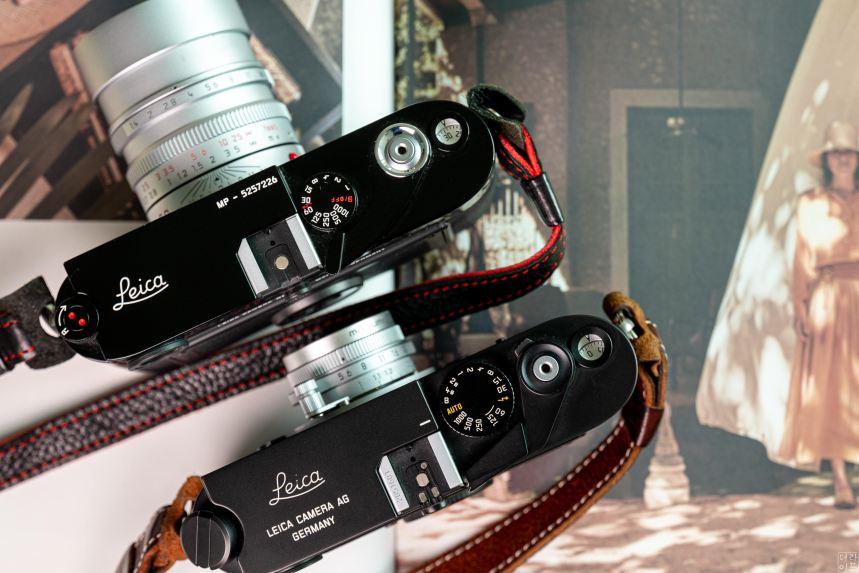My film camera Leica MP