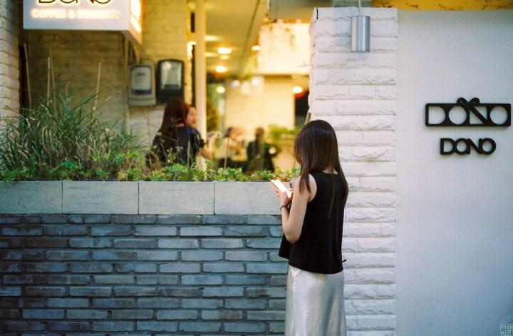 한남동 산책 Leica MP