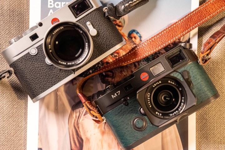 라이카 카메라 M7