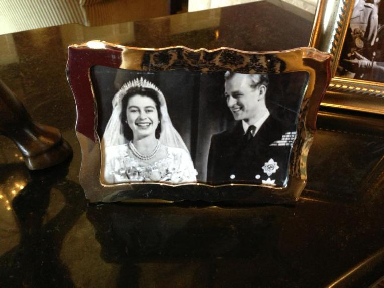 Elizabeth and Prince