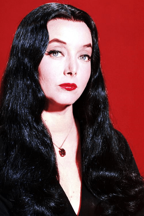 The Talented Morticia Carolyn Jones And Her Tragic Death The Life Times Of Hollywood
