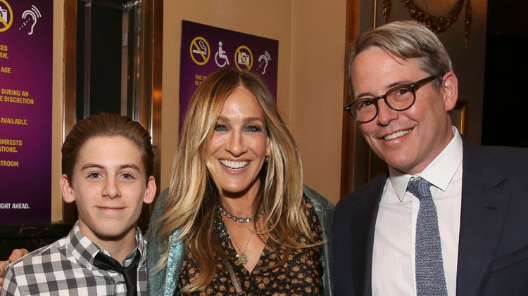 sarah jessica parker reportedly thinks son james wilkie is