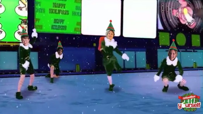 Elf Yourself is a great app