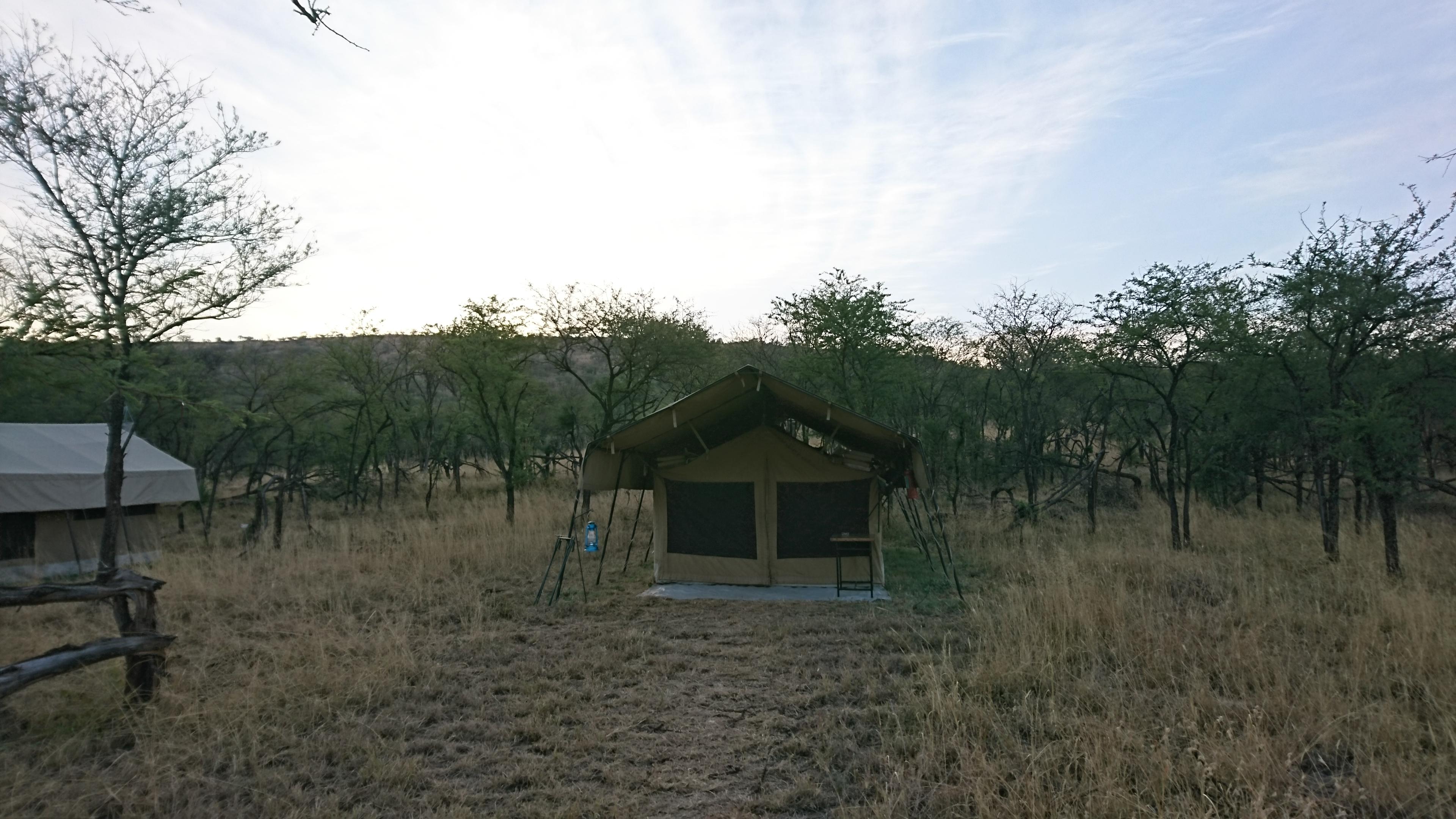 Kati Kati Tented Camp Serengeti National Park