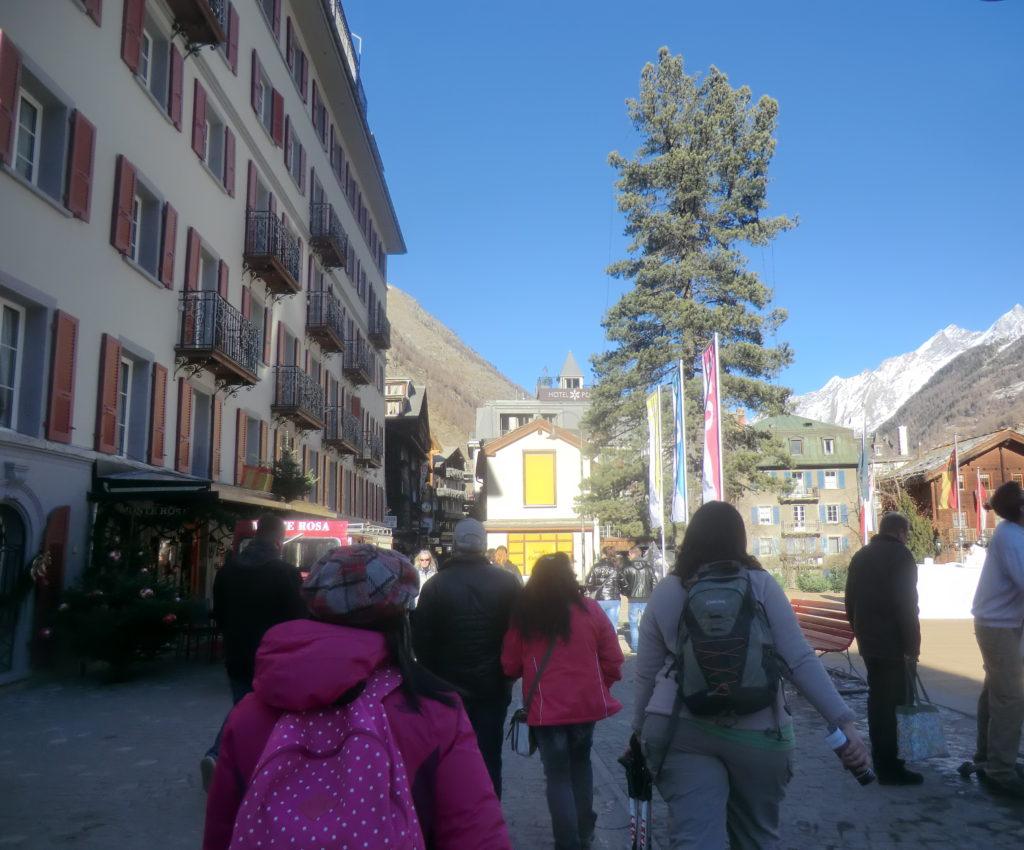 Zermatt; Switzerland