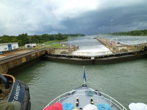Gatun Locks, Panama Canal