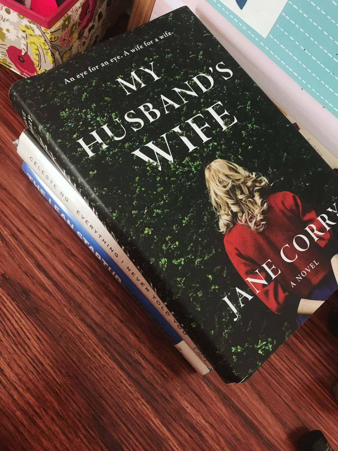 Novel - My Husband's Wife