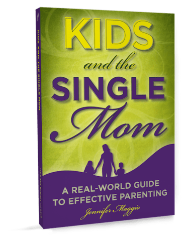 Kids and the Single Mom Book