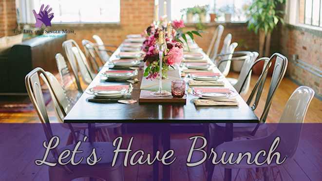 Let's have brunch
