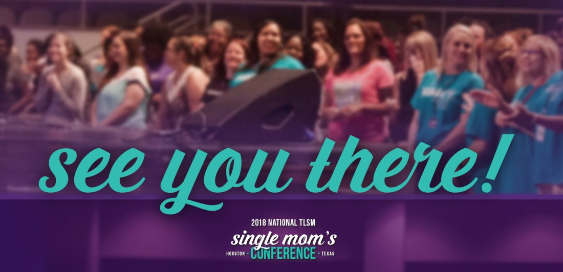 single moms' conference