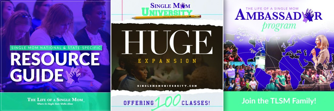 What's New at TLSM for Single Moms