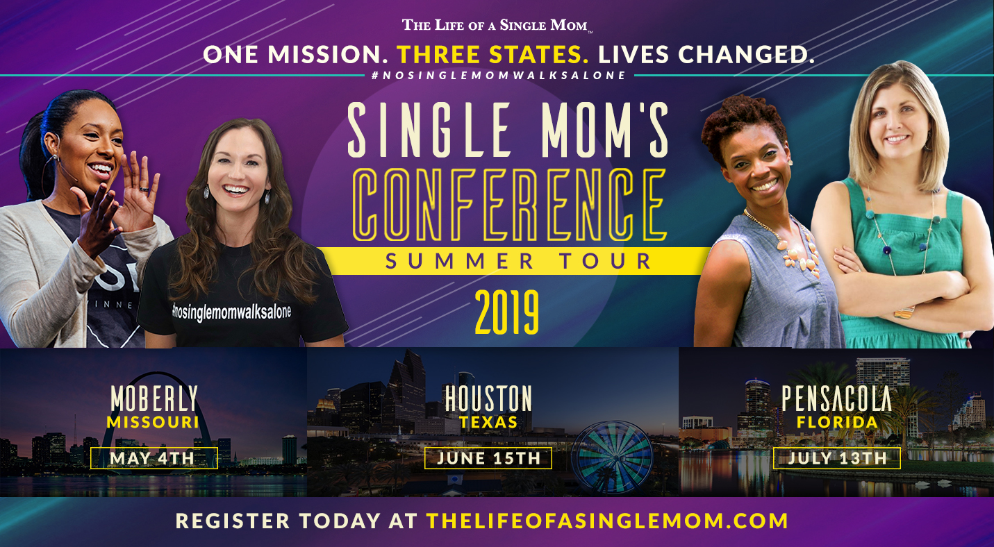 2019 Single Mom's Conference Summer Tour