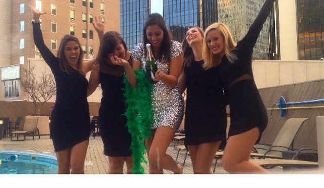 Bachelorette Weekend ft St. Patrick's Day