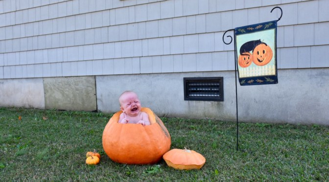 Baby in a Pumpkin – Pinterest Fail
