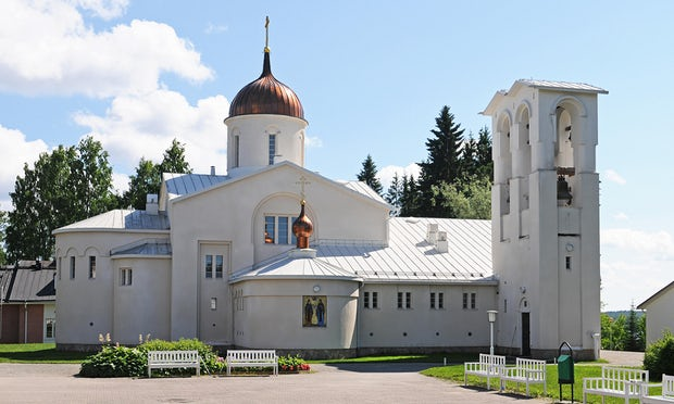 Silence, serenity and sparkling wine at Finland's Valamo Monastery