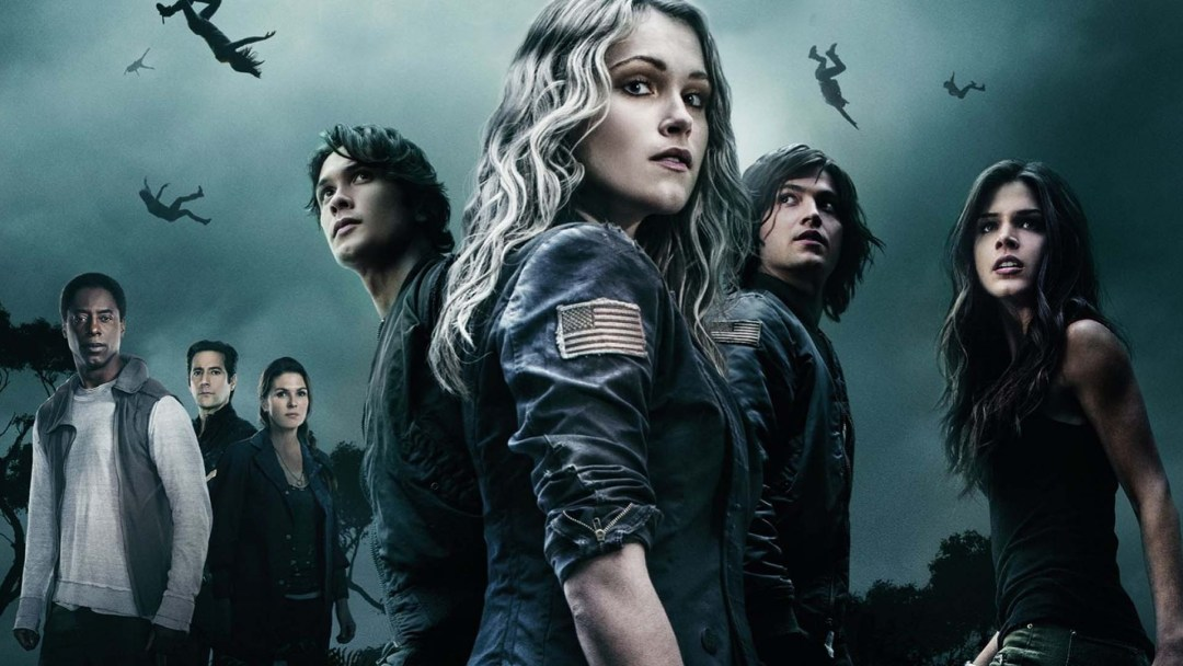 Netflix Review - The 100 - The life pile