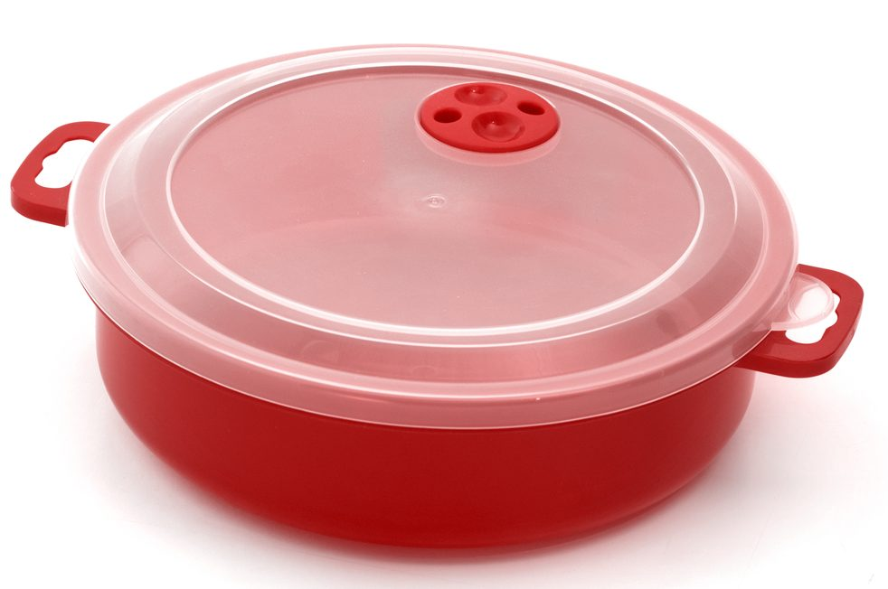 Heating Microwave Plastic Containers