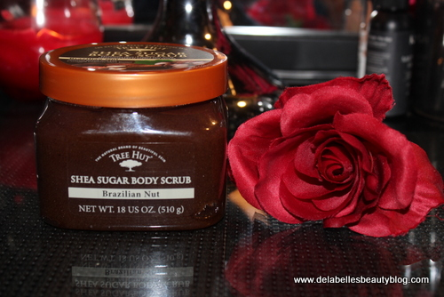 Tree Hut Shea Sugar Body Scrub Review