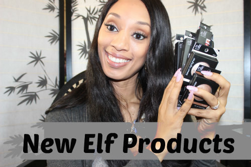 New Elf Products & Colors