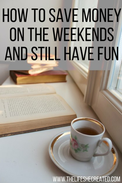 how-to-save-money-on-the-weekend
