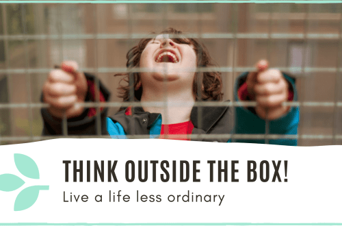 Link to blog post 'Think outside the box'