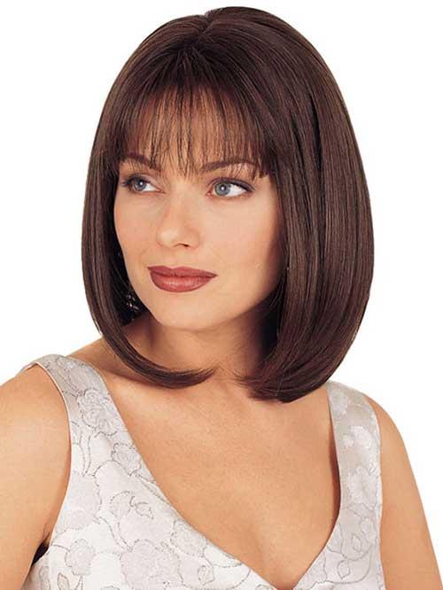 short haircuts women give