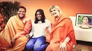 Swami Vishwaparantapa, Swamini Vishwakaruna (Teresa Hale), Ritu Ashrafi