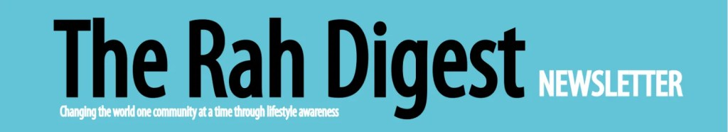 The Rah Digest magazine