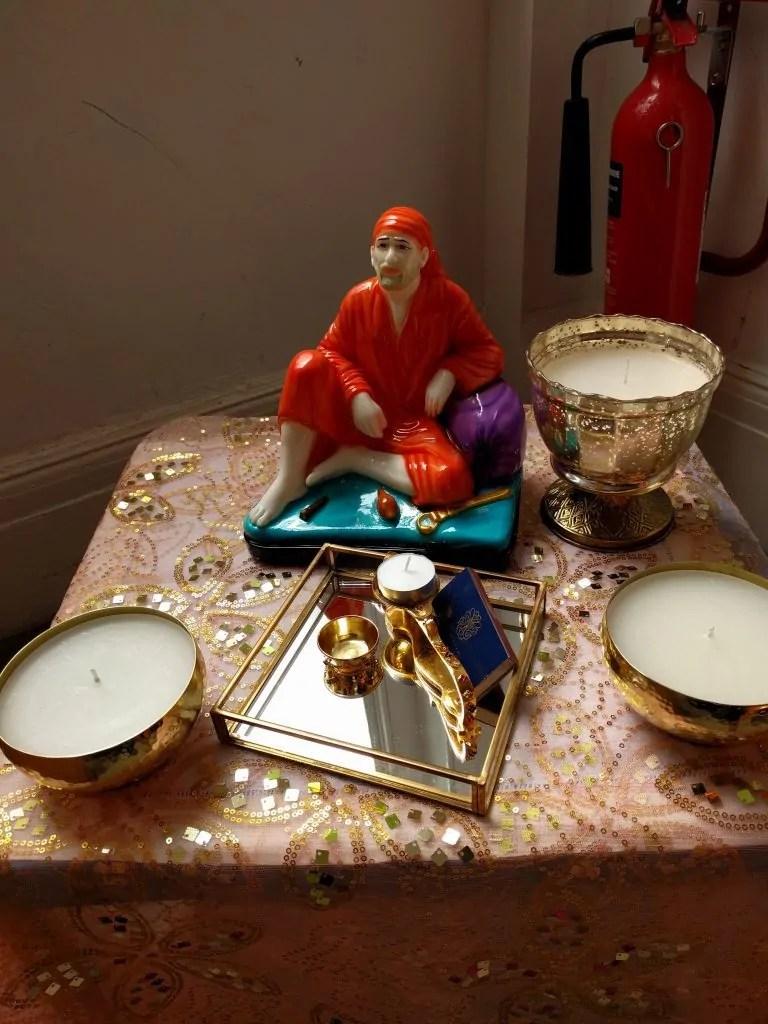 Vishwananda london darshan 1